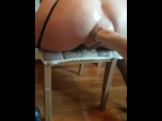 anal fisting & squirt